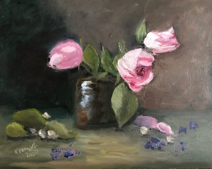 2021A02 New Pink Roses
