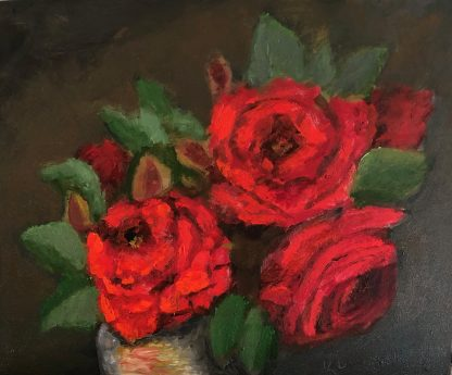 2021A08 Red Red Roses